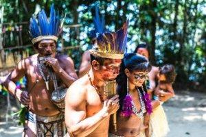 Trabalho Social com Famílias Indígenas