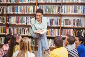 Educação Infantil- Contadores de Histórias