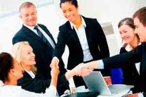 Relações interpessoais na empresa