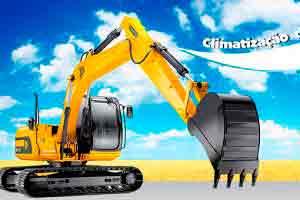 Ar condicionado de máquinas agrícolas