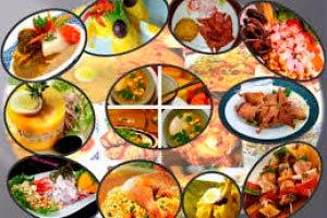 Introdução à Gastronomia Mundial