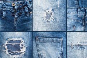 Fabricação de Calça Jeans