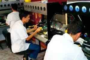 Indústria e Tecnologia