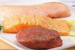 Preparo de Carnes, Aves e Peixes