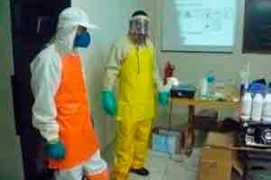 Solo de Asfalto e Concreto Para Laboratorista