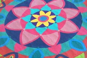 Desenho e Pinturas de Mandalas