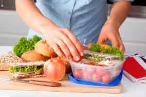 Como Organizar a Marmita da Semana (Alimentação saudável-Fitness)
