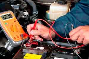 Básico de Eletricista de Automóveis
