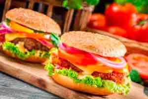 Sanduíches e Lanches