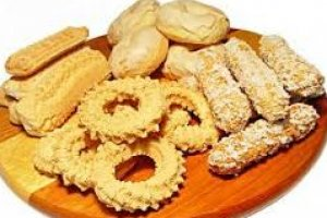 Preparo de Biscoitos/bolachas