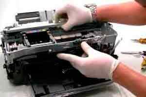 Manutenção e Conserto de Impressoras e Copiadoras