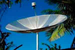 Instalação TV por Assinatura e Parabólica
