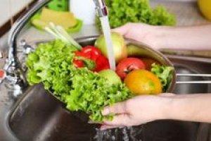 Higiene na Alimentação