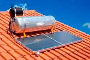 Aquecedores Solares e Energia Solar