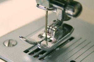 Manutenção de Máquina de Costura
