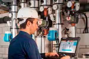 Manutenção de instrumentos Dp Cell, medidores de nível, fluxo e pressão