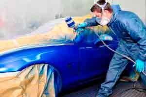Repintura de Automóveis