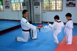 Teoria do Taekwondo para Escolas
