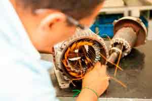 Eletricista Enrolador Profissional