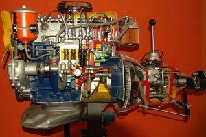 Mecânica (Motores de 4  Tempos)
