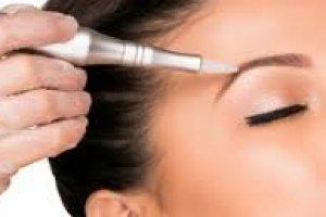 Micropigmentação com Dermográfo