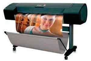 Manutenção em Impressora Plotter