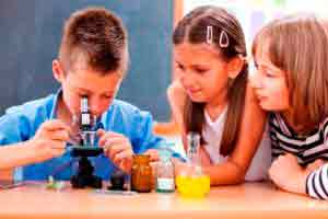 Ensinando Ciência para o Ensino Fundamental