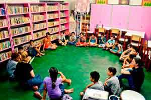 Literatura em Projetos na Escola