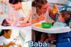 Cuidador de Crianças Profissional (Babá)