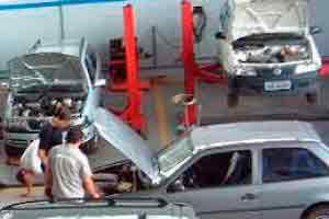 Desmontagem de Veículos