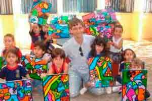 Releitura de Obras de Arte na Educação Infantil