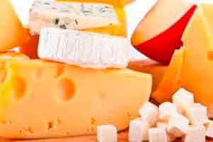 Fabricação de queijos