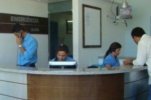 Atendente e Recepcionista Hospitalar