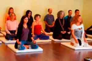 Instrutor de Meditação