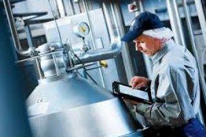 Operador de processamento de lácteos