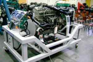 Mecânico de Motor Ciclo Diesel Profissional