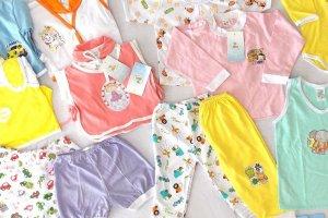 Confecção de Roupas para Bebês