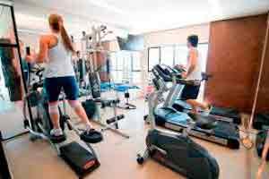 Manutenção em equipamentos fitness