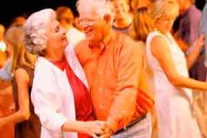 Dança na Terceira Idade