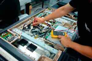 Manutenção e Conserto de TV LCD