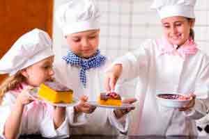 Aperfeiçoamento à Gastronomia Infantil
