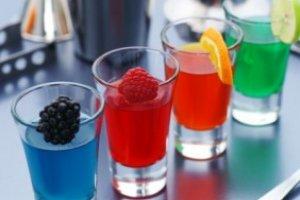 Receitas de Short e Outros Drinks