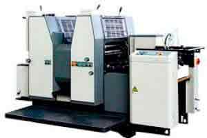 Operador de Impressoras Offset Profissional