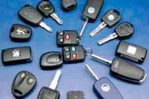 Chave Codificada de Autos