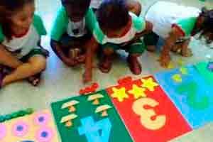 Introdução à Matemática na Educação Infantil