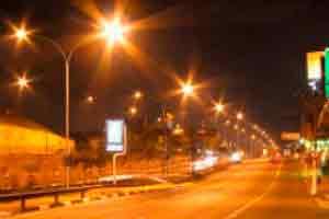 Auxiliar de Iluminação Pública