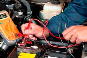 Eletricista de Caminhão Profissional