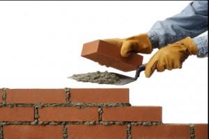 Como assentar tijolos e lajotas