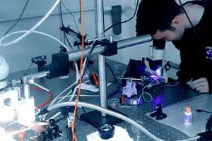 Eletrônica básica para bancada de Laboratório