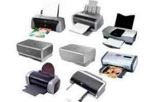 Conserto e Manutenção de Impressoras de Jato de Tinta